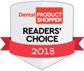 2018 Readers' Choice Dental Software Award