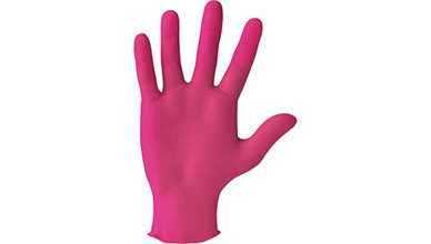 Patterson® TactileGuard™ Ultra 3G Blush Nitrile Exam Gloves