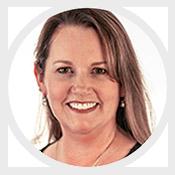 Dental practice manager Barb Cline