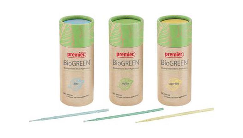 BioGreen™ Biodegradable Micro-Applicators