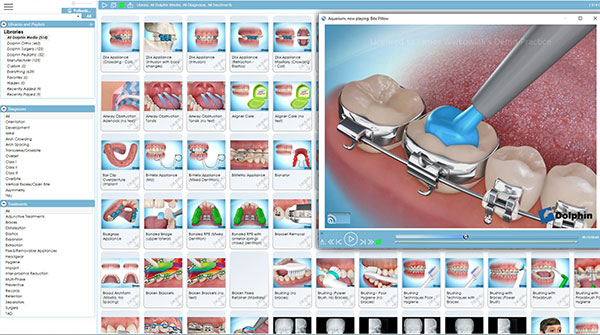 Educate your patients on orthodontic procedures, appliances and more.