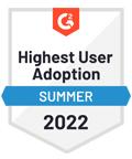Best relationship software G2 award, Winter 2020